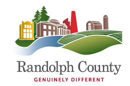 2016 randolph county new brand logo